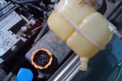 Система ожлождения двигателя