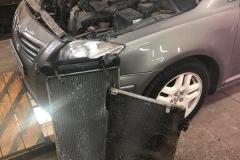 Промывка радиаторов охлаждения легковых автомобилей