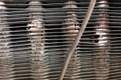 Ремонт радиатора теплообменника