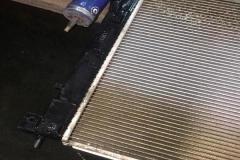 Ремонт радиаторов охлаждения легковых автомобилей
