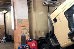Снятие и установка радиаторов