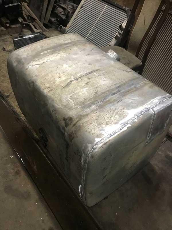 ремонт топливных баков примеры