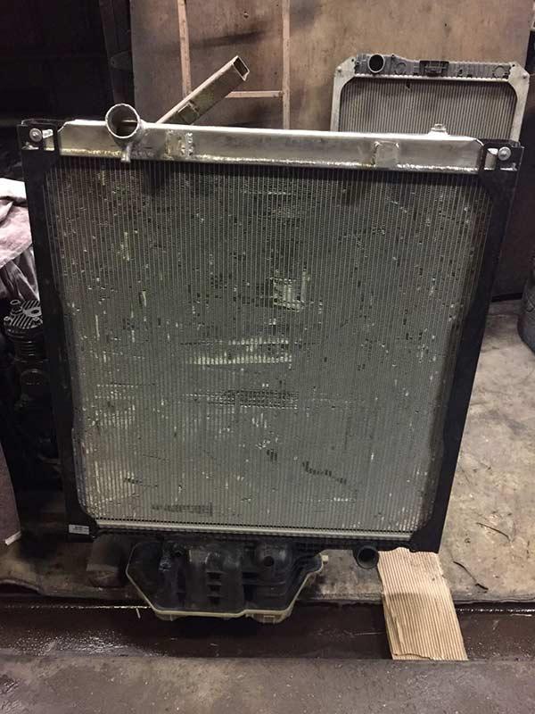 Изготовление алюминиевых бачков радиатора и интеркулера примеры работ