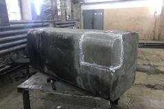 Ремонт топливных баков грузовых автомобилей