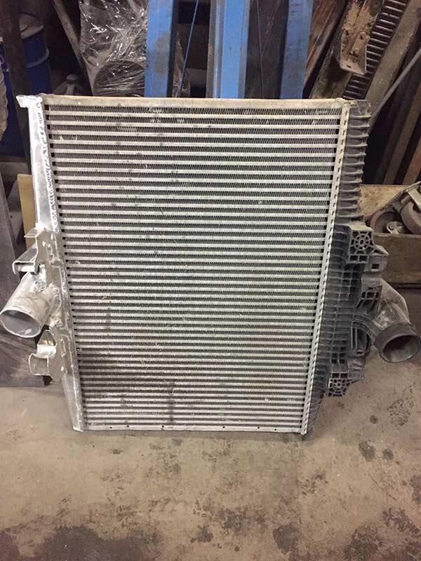 Изготовление алюминиевых бачков радиатора и интеркулера